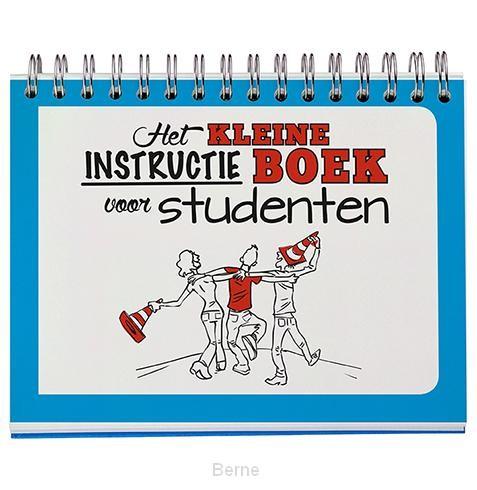 Het kleine instructie boek voor studenten
