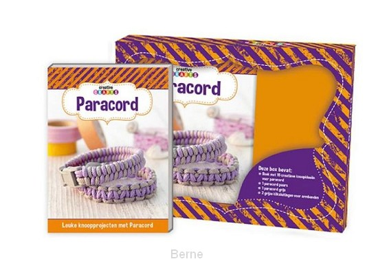 Paracord boek-box