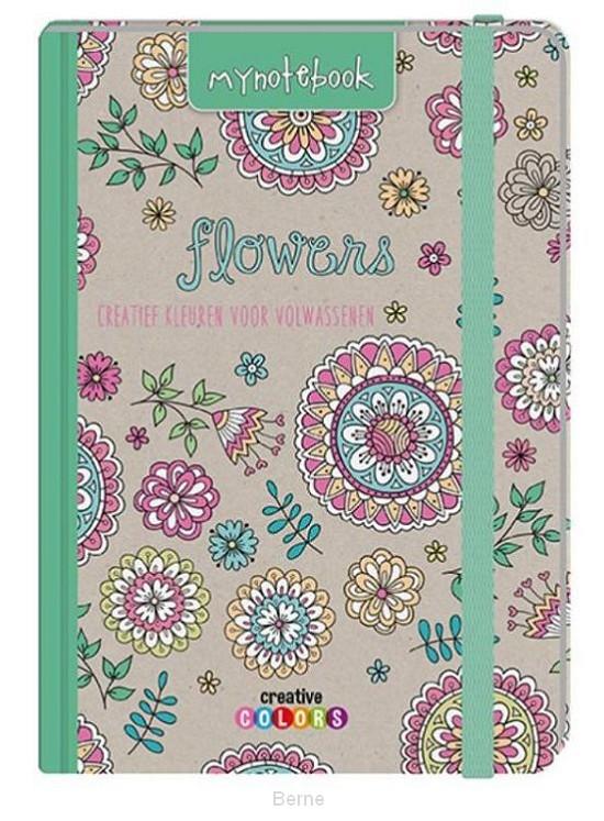 My notebook - Flowers