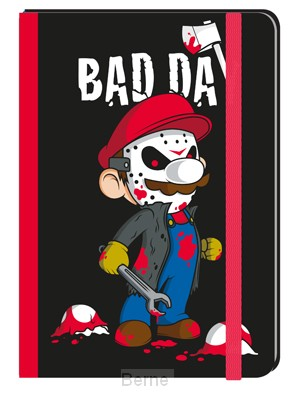 Bad day notebook