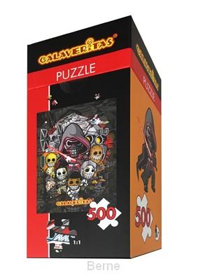 Space warriors puzzel