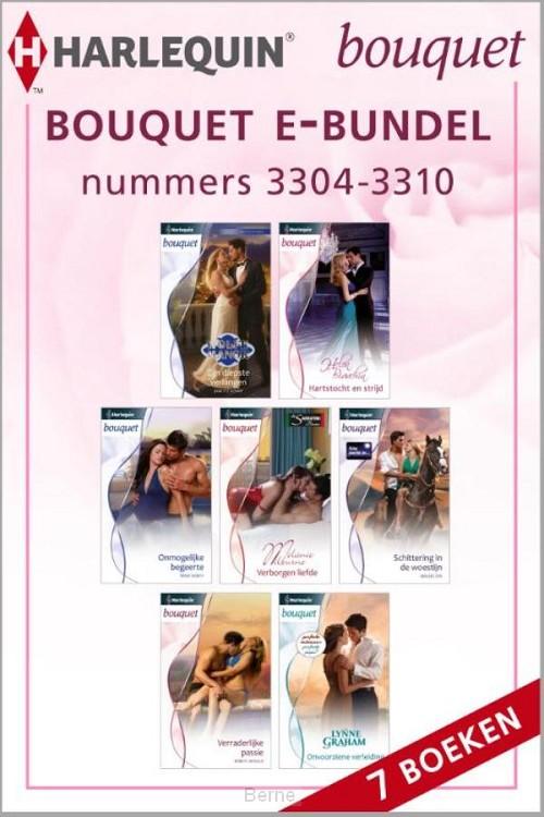 Bouquet e-bundel nummers 3304 - 3310 (7-in-1)