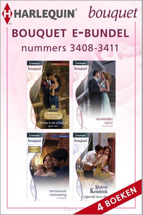 Bouquet e-bundel nummers 3408-3411 (4-in-1)