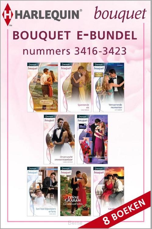 Bouquet e-bundel nummers 3416-3423 (8-in-1)