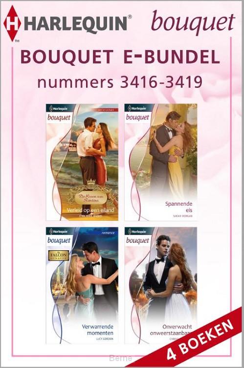 Bouquet ebundel nummers 3416-3419 (4-in-1)