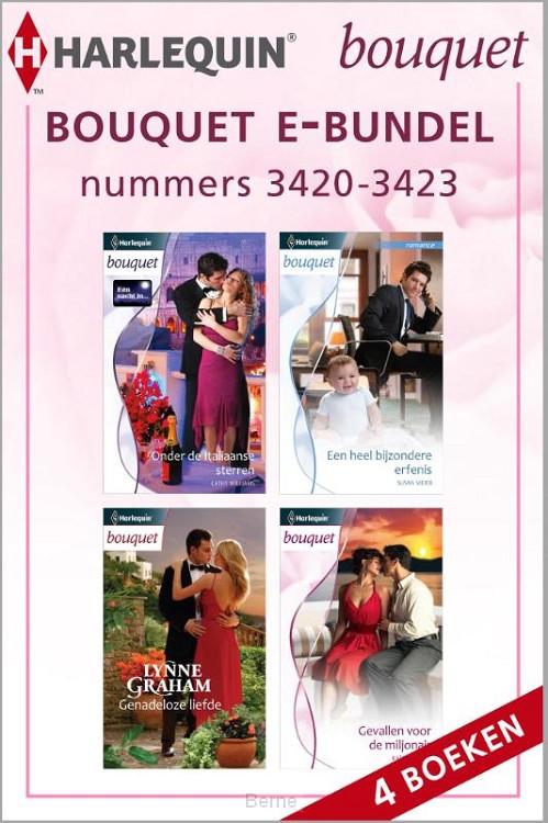 Bouquet e-bundel nummers 3420-3423 (4-in-1)