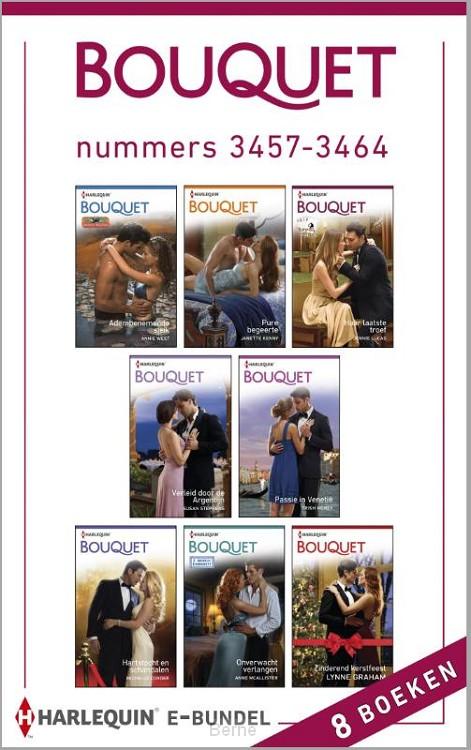 Bouquet e-bundel nummers 3457-3464 (8-in-1)