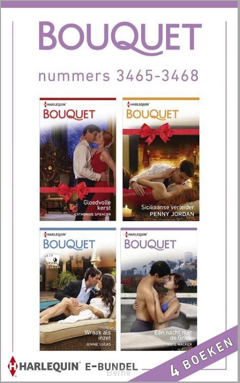 Bouquet e-bundel nummers 3465-3468