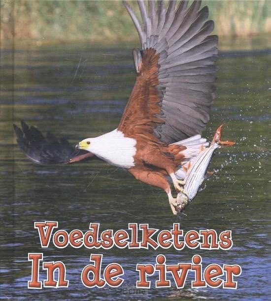 Voedselketens in de rivier