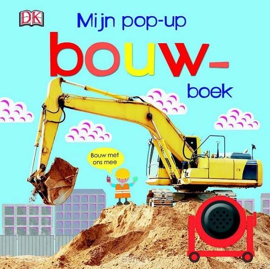 Mijn pop-up bouwboek