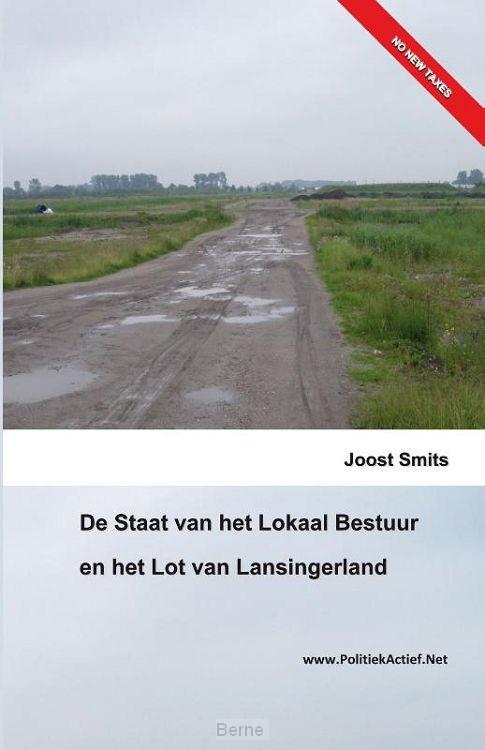 De staat van het lokaal bestuur en het lot van Lansingerland