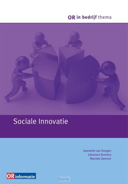 Sociale innovatie