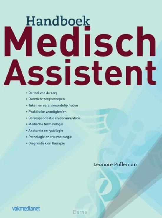 Handboek medisch assistent