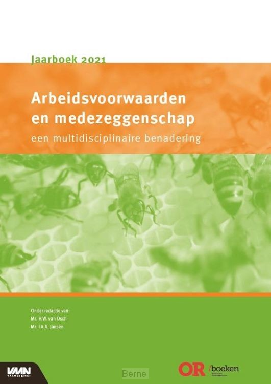 Jaarboek arbeidsvoorwaarden en medezeggenschap 2021