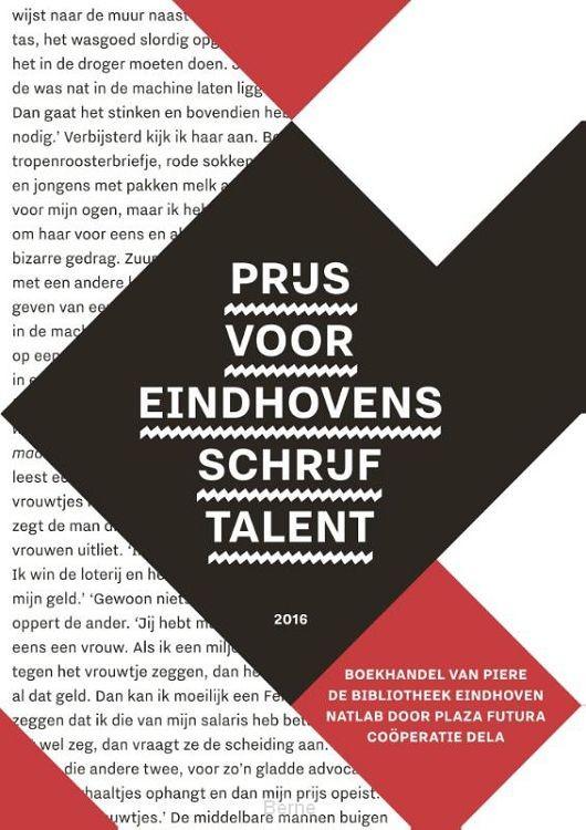 Prijs voor Eindhovens schrijftalent / 2016