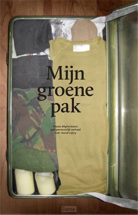 Mijn groene pak
