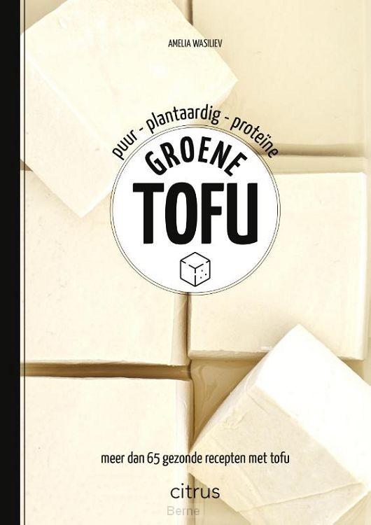 Groene tofu