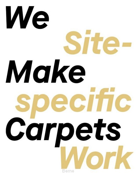 We Make Carpets