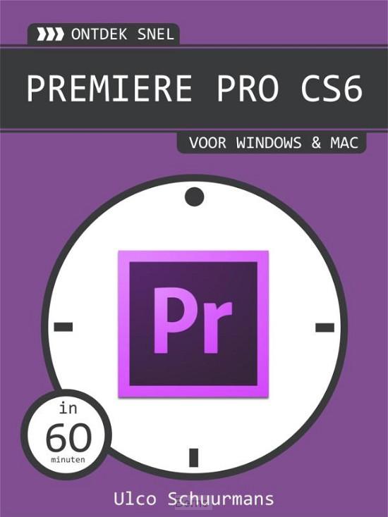 Premiere pro CS6