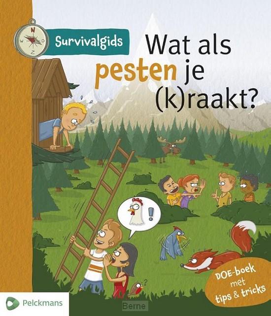 Survivalgids - Wat als pesten je (k)raakt?