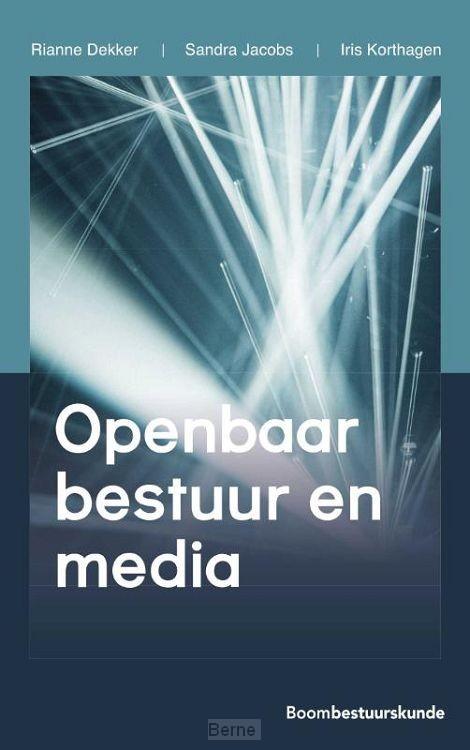 Openbaar bestuur en media