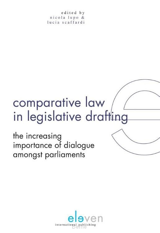 Co,perative law in legislative drafting