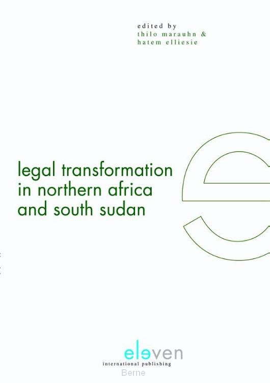Legal transformation in Northern Africa