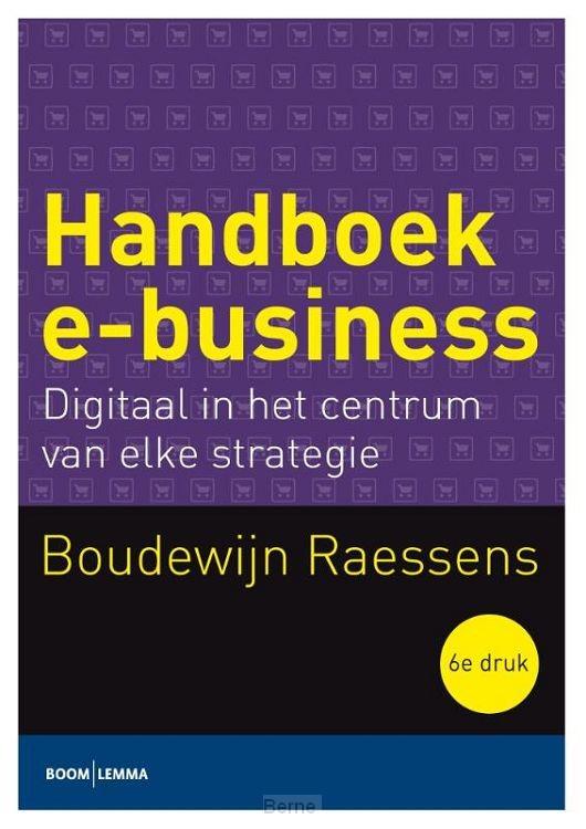 Handboek e-business