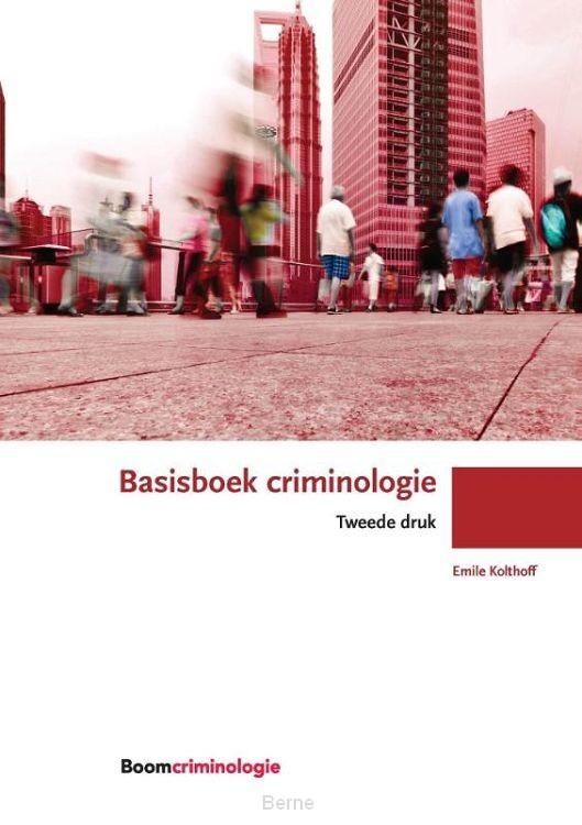 Basisboek criminologie