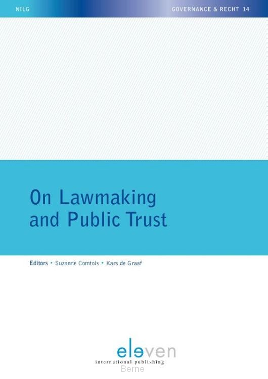 On lawmaking and public trust