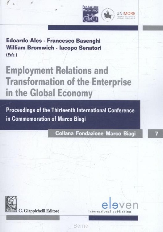 Employment relations and transformation