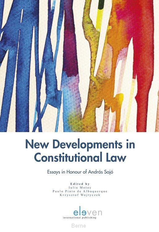 New Developments in Constitutional Law