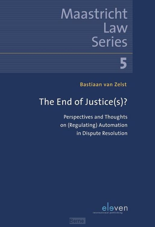 The End of Justice(s)?