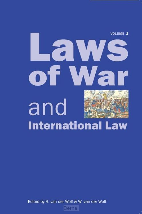 Laws of war and international law / 2