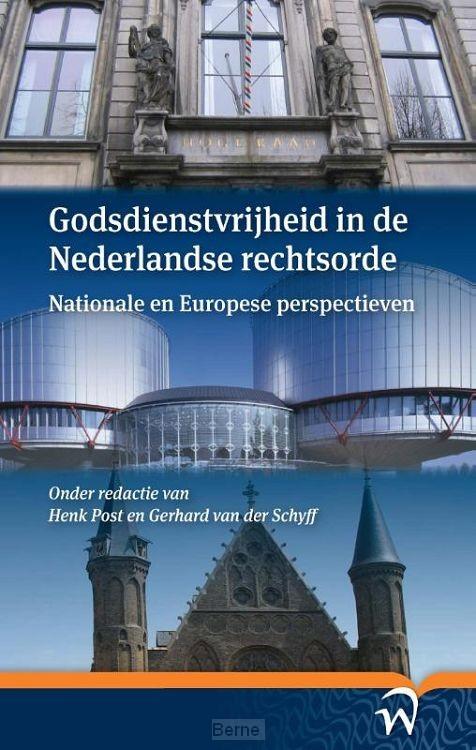 Godsdienstvrijheid in de Nederlandse rechtsorde