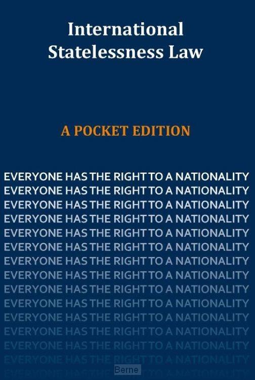 International statelessness law