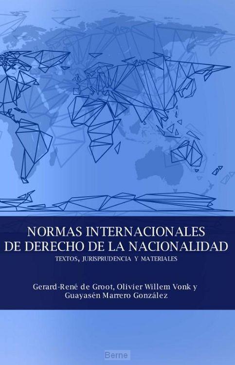 Normas internacionales de derecho de la