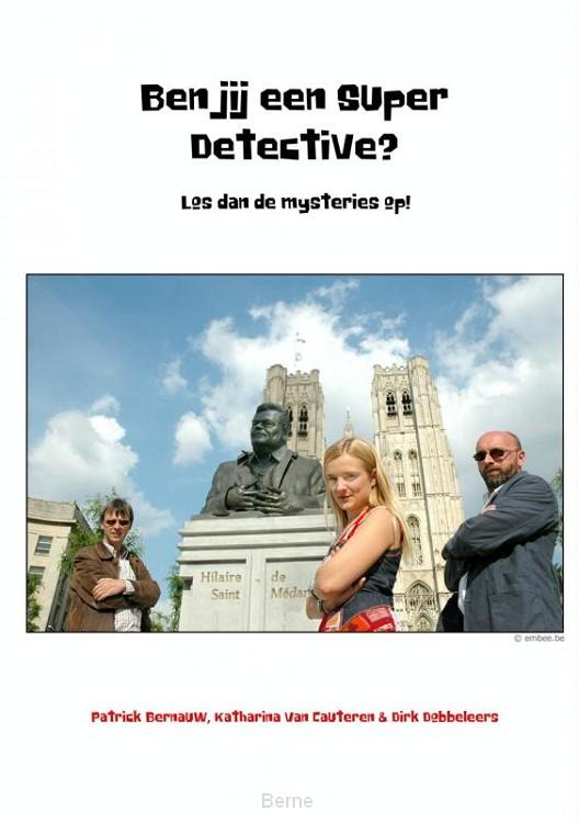 Ben jij een Super Detective?