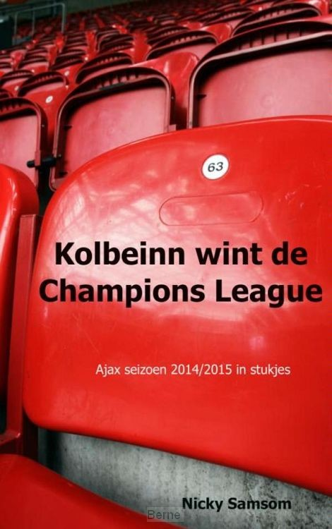 Kolbeinn wint de Champions League