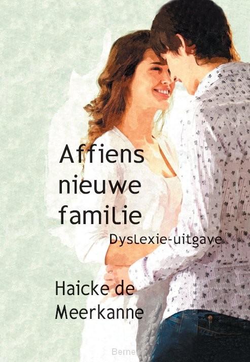 Affiens nieuwe familie - Dyslexie-uitgav