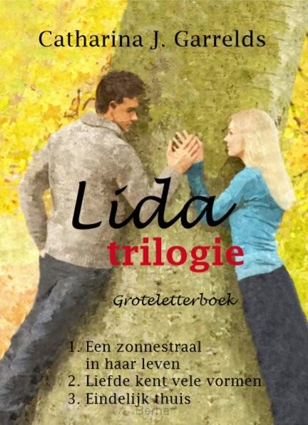 Lida trilogie - Groteletterboek 1 band