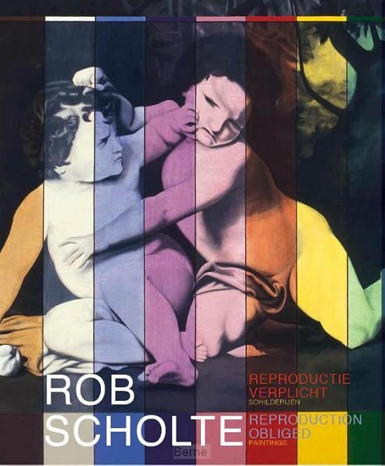 Rob Scholte - Reproductie verplicht