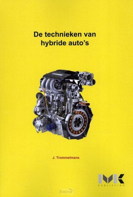 De technieken van hybride auto's