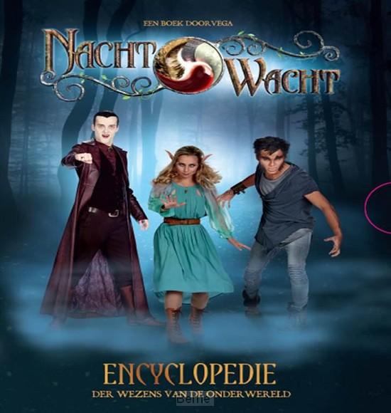 Nachtwacht: Encyclopedie der wezens van