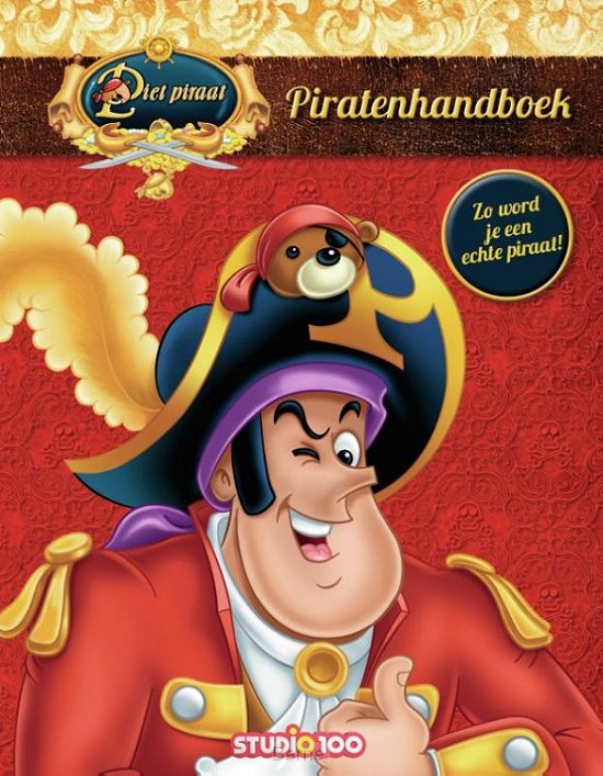 Piet Piraat : piratenhandboek