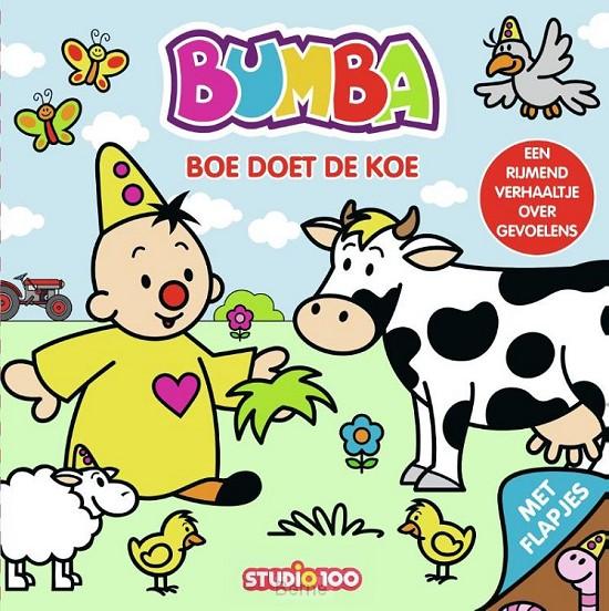 Bumba foam boek : Boe doet de koe