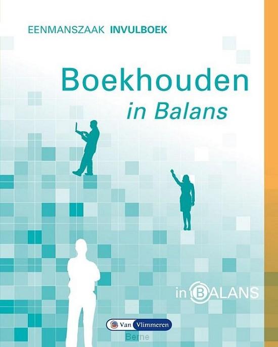 Eenmanszaak / Boekhouden in balans / Invulboek