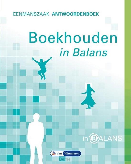 Eenmanszaak / Boekhouden in balans / Antwoordenboek