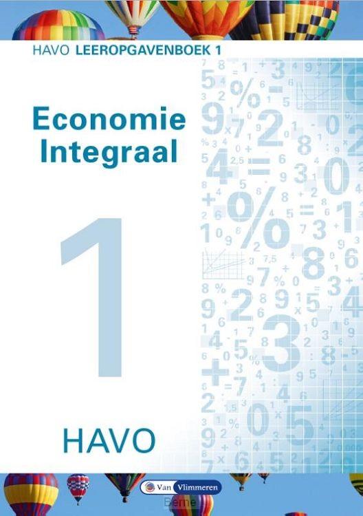 havo / Economie integraal / Leeropgavenboek 1
