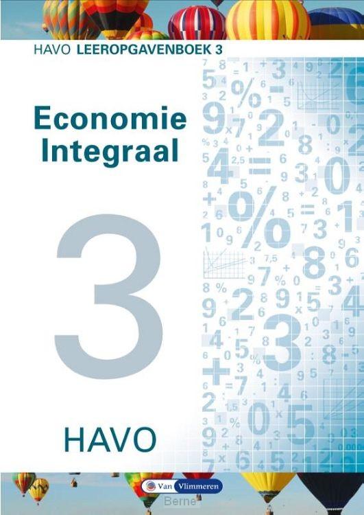 havo / Economie Integraal / Leeropgavenboek 3